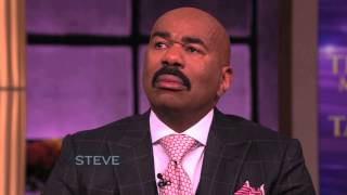 Steve Harvey's emotional tribute to his mom! [Full Video]