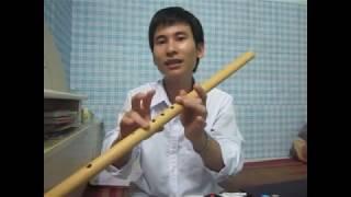 Hướng dẫn sử dụng sáo Mèo (H'Mông) - Cao Trí Minh
