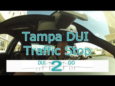 "DUI in Tampa Bay? You may need an attorney. Here is a video from a Tampa Police Department Traffic Stop.  Tampa Bay DUI Criminal Defense Attorney presents Traffic Stop video from inside a patrol car. This series of videos, narrated by Florida DUI Attorney, http://www.duifla.com/DuiFla-Biography.html W F Casey Ebsary Jr , gives you an inside look at criminal traffic stops for DUI in Tampa, Hillsborough County, Florida. Casey is a Criminal Trial Lawyer, former Prosecutor, and a Defense Attorney, defending DUI charges for over 10 years. Video Courtesy of http://www.DUIFla.com . Toll Free 1-877-793-9290 . Get Some Help Today.  DUI Arrest Contest Rules and Prizes | DUI Attorney Tampa Lawyer ...  DUI Attorney on Florida's West Coast just uncovered the ""rules"" for a recent DUI Arrest Contest. The awards are characterized as DUI enforcement equipment, some of it valued at thousands of dollars.  http://news.duifla.com/  DUI Video 