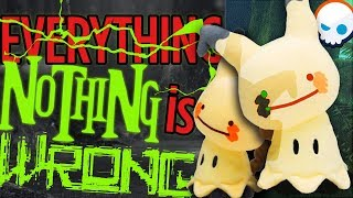 The DEATH-DEFYING Secret of the Ditto-Mimikyu Plush | Gnoggin
