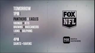 FOX | NFL Promo - (21.10.2018)