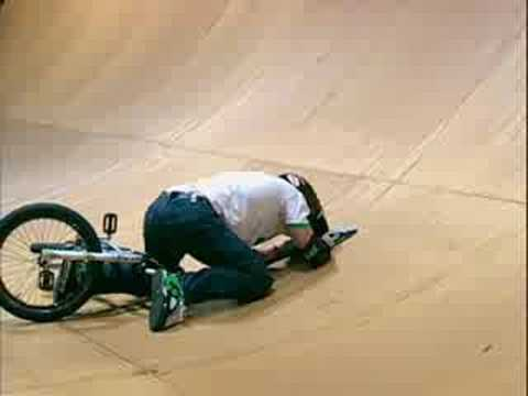 BMX: Chad Kagy Crash