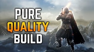 Dark Souls 3 Builds - Pure Quality Build (STR/Dex)(PvP/PvE) - Best for Beginners