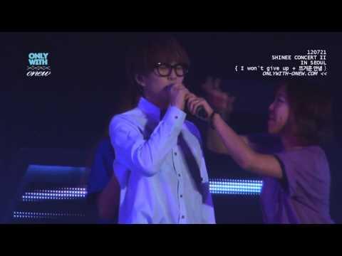 [FANCAM] 12o721 SHINee Onew solo-