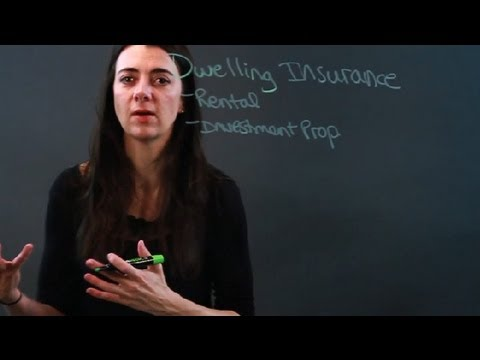 What Is Dwelling Insurance? : Insurance Questions