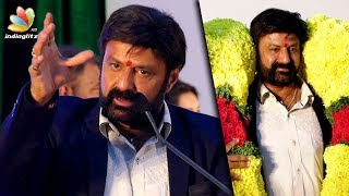 Balakrishna speech in Tamil during GPSK audio launch..