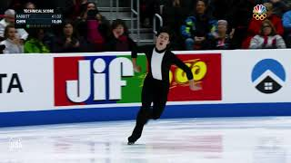 Nathan Chen's Short Program | Champions Series Presented By Xfinity