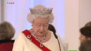 Breaking News: Queen: 'Division In Europe Is Dangerous'