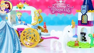Cinderella's Carriage Ride Lego Disney Princess Build Review Silly Play