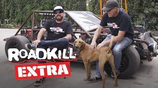 Finnegan and Freiburger Talk Six Seasons of Roadkill! - Roadkill Extra