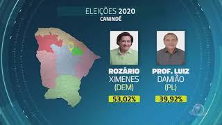 Rozário Ximenes reeleita em Canindé   Jornal da Cidade