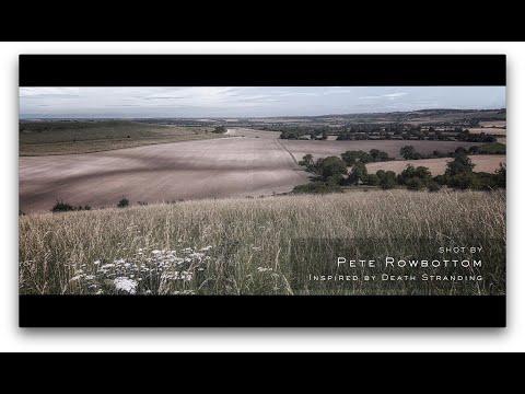 Death stranding, viaggio nelle foto di Pete Rowbottom