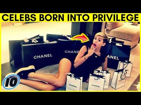 Родени со привилегии - славни личности кои потекнуваат од богати семејства