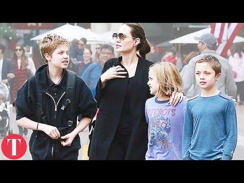 Анџелина Џоли и 9 славни кои ги поддржуваат нивните трансродови деца