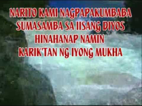 Kami'y Katagpuin With Lyrics