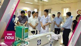 Hòa Bình: Hỗ trợ nạn nhân trong vụ tai nạn xe thảm khốc | VTC Now