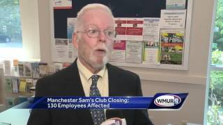 Announcement of Sam's Club closure surprises customers, workers