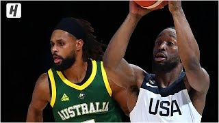 USA vs Australia - Full Game Highlights | August 22, 2019 | USA Basketball