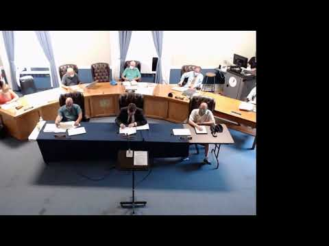 Plattsburgh Common Council Meeting  7-22-20