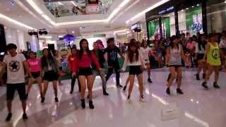 Flash Mob THE FACE SHOP 2013