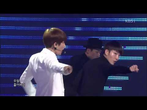 [1080p] 141214 ZHOUMI (Feat TAO of EXO) - Rewind