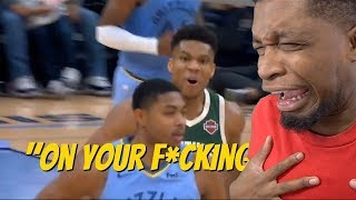 TURN ME UP!!! NBA trash talk, ejections, heated moments (2019-2020)