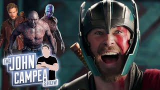 Chris Pratt Says Thor May Be In Guardians 3 After All - The John Campea Show