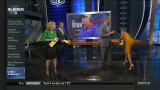 Come for Jade McCarthy. Stay for Josina Anderson's Ass | ESPN