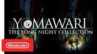 Yomawari: The Long Night Collection Announcement Trailer - Nintendo Switch