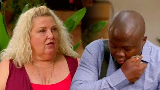 90 Day Fiance: Angela CALLS OFF Her Wedding to Michael