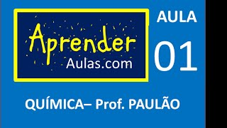 QU�MICA - AULA 1 - PARTE 5 - ATOM�STICA: ELETROSFERA. OS N�VEIS E SUBN�VEIS DE ENERGIA