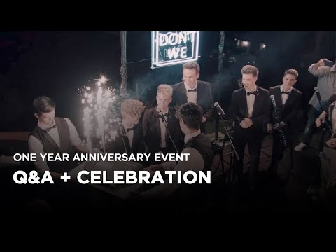 Why Don't We • Anniversary Event (Q&A and Celebration)