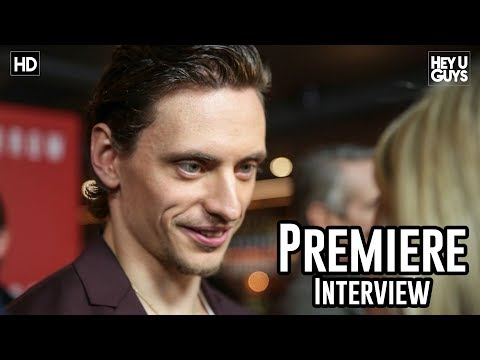 Sergei Polunin - Red Sparrow Premiere Interview
