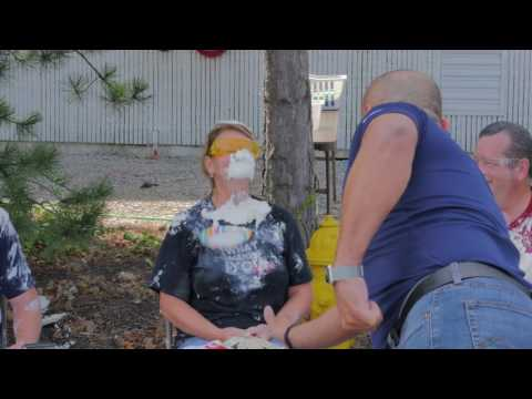 IMMI's Pie in the Face for Special Olympics 2016