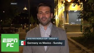 Germany wants performance vs. Mexico to provide rocket fuel for future matches | ESPN FC