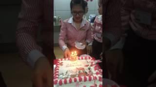 Techcombank Sơn Tây chúc mừng Sinh nhật Ngân hàng tròn 23 tuổi