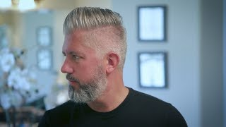 How to Own & Embrace Your Gray Hair - Men's Hair 2019