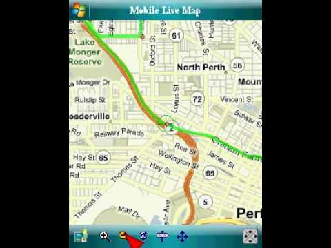 Mobile Live map