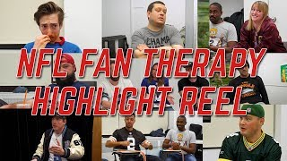 NFL FAN THERAPY HIGHLIGHT REEL