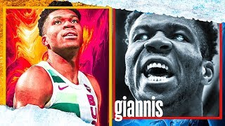 Giannis Antetokounmpo - MVP Season - 2019 Highlights - Part 1
