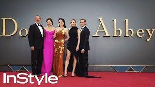 Downton Abbey World Premiere | InStyle