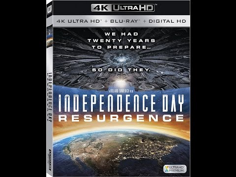 Independence Day: Resurgence in 3D