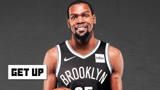 The Nets didn't need a meeting with KD, Kyrie was already recruiting him – Jalen Rose   Get Up