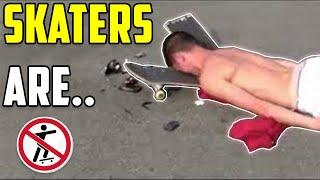 Skaters are Skaters #3 2019 (Skate, Skateboard, Skateboarding)