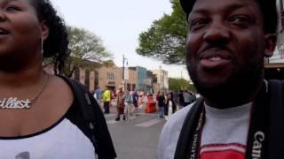 Lil Dicky & DJ Jazzy Jeff SXSW 2016 | IAMCREW54