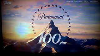 "Paramount Pictures ""100 Years""/Skydance Productions/Bad Robot (2011)"