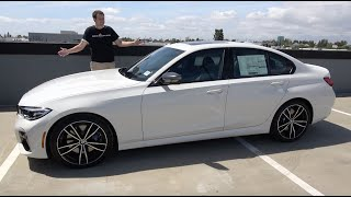 Here's Why the BMW M340i Is the Best New 3 Series