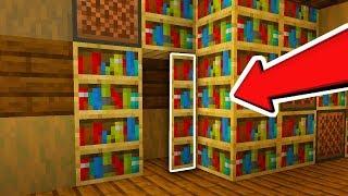 CAMERA SECRETA ► Minecraft cu IUBITA MEA