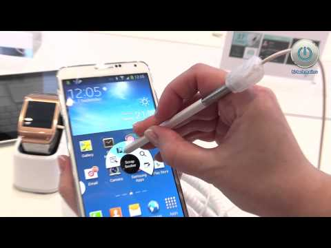IFA 2013: Samsung Galaxy Note 3
