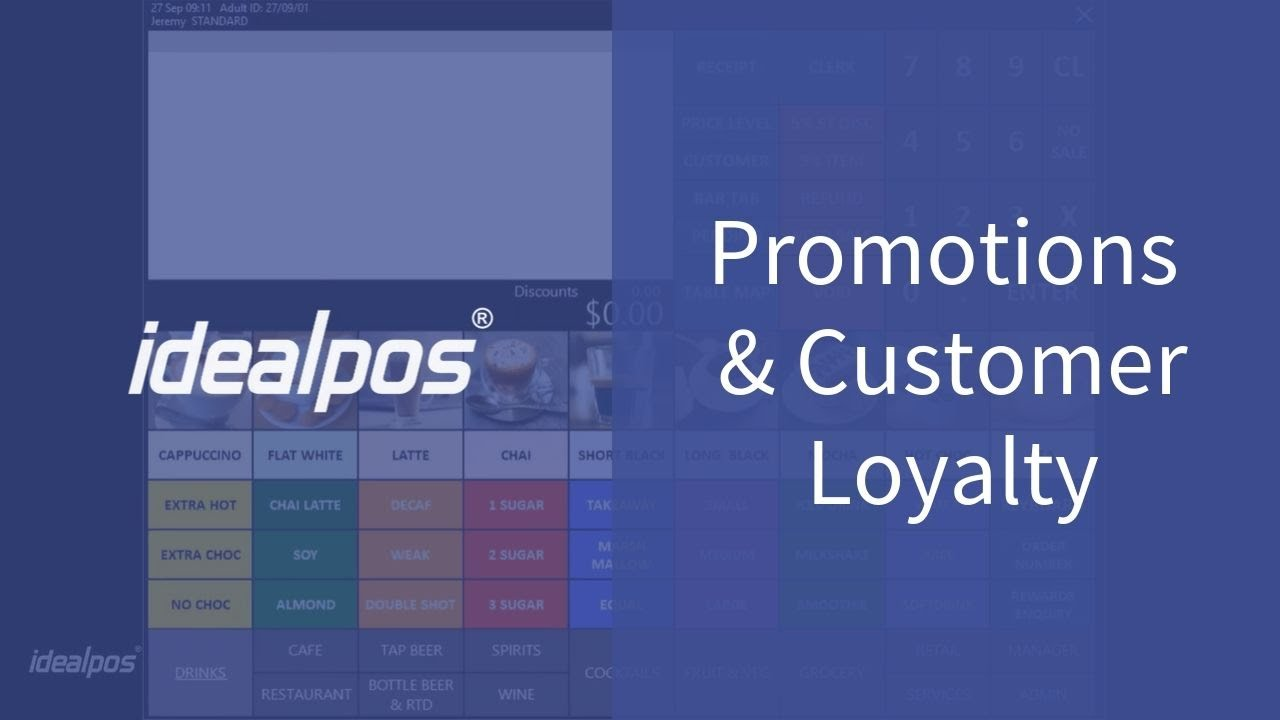 Promotions & Customer Loyalty